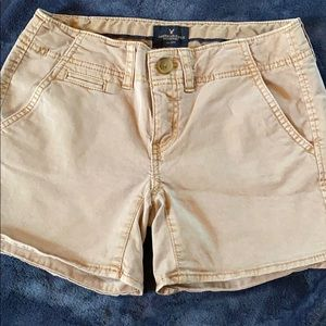 American Eagle Shortie Stretch Beige (0)